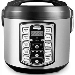 Aroma Professional Plus Rice Cooker & Multicooker